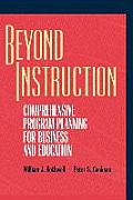Beyond Instruction: Comprehensive Program Planning for Business and Education