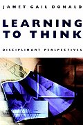 Learning to Think Disciplinary Perspectives