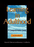 Learning In Adulthood A Comprehensive