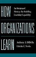 How Organizations Learn (Jossey-Bass Business & Management)