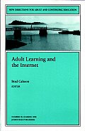 Adult Learning and the Internet