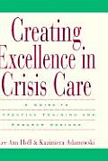 Creating Excellence In Crisis Care A Guide To