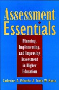 Assessment Essentials Planning Implementing & Improving Assessment in Higher Education