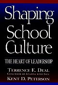 Shaping School Culture The Heart Of Lead