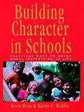 Building Character In Schools Practica