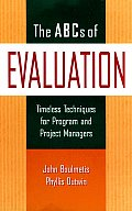 Abcs Of Evaluation Timeless Techniques