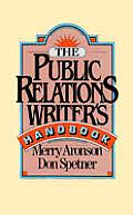 Public Relations Writers Handbook