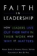 Faith In Leadership