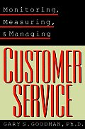 Monitoring Measuring & Managing Customer Service