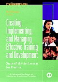 Creating Training Development