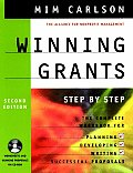 Winning Grants Step by Step Book with CD ROM With CDROM