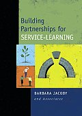 Building Partnerships for Service-learning Cover