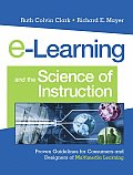 eLearning & The Science Of Instruction