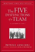 The Five Dysfunctions of a Team: A Leadership Fable Cover