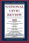 National Civic Review V91 4 Wi