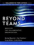 Beyond Teams: Building the Collaborative Organization