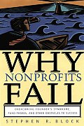 Why Nonprofits Fail Overcoming Founders Syndrome Fundphobia & Other Obstacles to Success