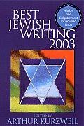 Best Jewish Writing 2003