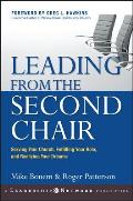 Leading from the Second Chair Serving Your Church Fulfilling Your Role & Realizing Your Dreams