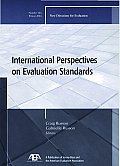 International Perspectives on Evaluation Standards: New Directions for Evaluation, Number 104