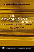 The Advancement of Learning: Building the Teaching Commons