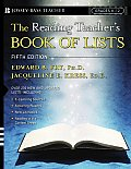 The Reading Teacher's Book of Lists (Reading Teacher's Book of Lists)