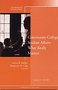 New Directions for Community Colleges, No. 131