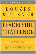 The Leadership Challenge Cover