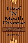 Hoof 'n Mouth Disease: Biblical Monologues and How to Do Them