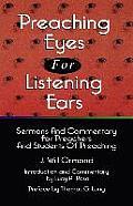 Preaching Eyes for Listening E