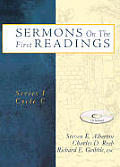 Sermons on the First Readings: Series I Cycle C [With CDROM]