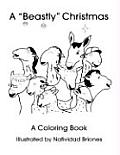 A Beastly Christmas Coloring Books