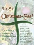 It's So Christmas-See!: A Collection of Resources for Thanksgiving and Christmas