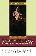 A Commentary on the Gospel of Matthew
