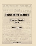 News from Marion: Marion County, Ohio, 1844-1861