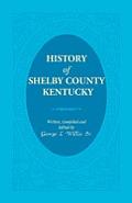 History of Shelby County, Kentucky