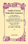 Families of Ancient Wethersfield, Connecticut