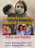 Homelessness in Rural America: Policy and Practice