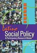 Latino Social Policy