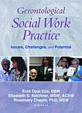 Gerontological Social Work Practice: Issues, Challenges, and Potential