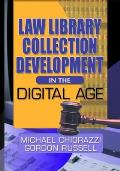 Law Library Collection in the Digital Age