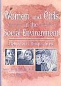 Women and Girls in the Social Environment: Behavioral Perspectives