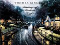 Thomas Kinkade: Paintings of Radiant Light Cover