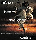 India: Journey Through the Heart of a Continent Cover