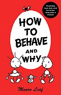 How to Behave and Why Cover
