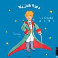 The Little Prince: 2004 Wall Calendar