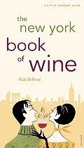 New York Book Of Wine
