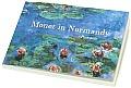 Monet in Normandy Postcard Book