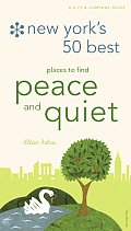 New York's 50 Best Places to Find Peace & Quiet, 5th Edition Cover