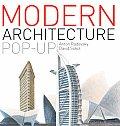 Modern Architecture Pop Up Book